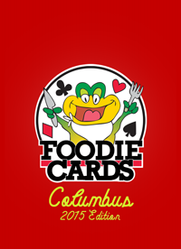 Columbus FoodieCards 2015