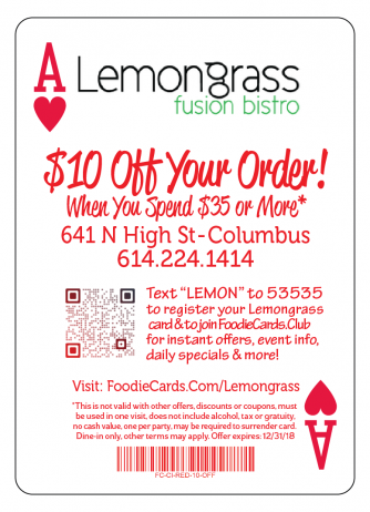 Lemongrass Columbus
