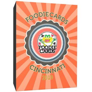 Cincinnati FoodieCards 2019