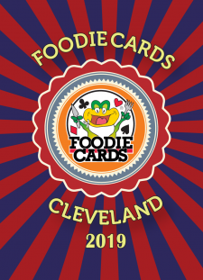 Cleveland FoodieCards 2019