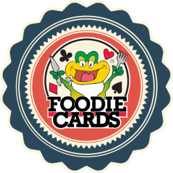 FoodieCards 2019