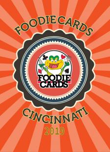 Cincinnati FoodieCards