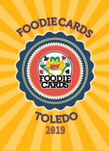 FoodieCards Toledo 2019