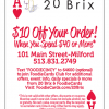 FoodieCards Cleveland 2020 20 Brix