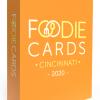 FoodieCards Cincinnati 2020