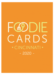 FoodieCards Cincinnati 2020