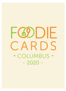 FoodieCards Columbus 2020