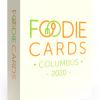 FoodieCards Columbus 2020