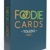 Foodiecards Toledo 2020