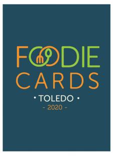Foodiecards Toledo 2020