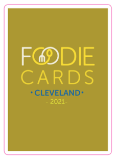 Cleveland FoodieCards 2021