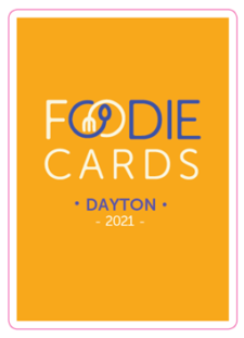 Dayton FoodieCards 2021