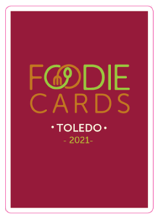 Toledo FoodieCards 2021