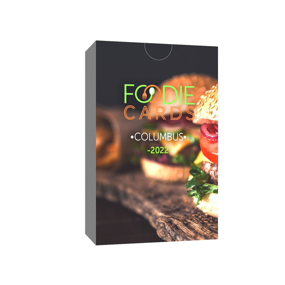 Columbus FoodieCards 2022